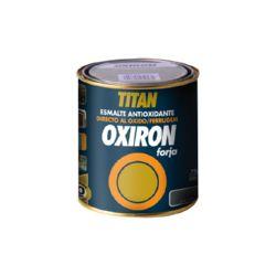 ESMALTE FORJA OXIRON 750 ML 202-GRIS