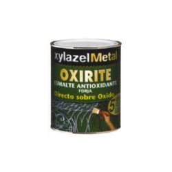 OXIRITE NEGRO 750 ML. LISO BRILLANTE