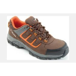 ZAPATO TRAIL MARRON S3 72212M-41